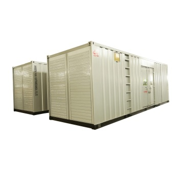 20' container diesel generator 1000kVA with yuchai engine