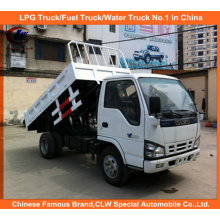 Isuzu 4*2 Used Dump Truck 8tons for Sand and Bricks