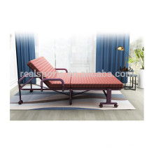 Hot Sale New Style Bed Soft Bed Portable Folding Bedroom Bed