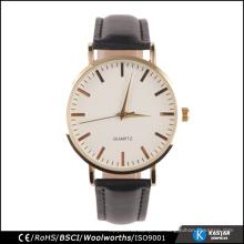 RELOJ DE CUERO MUJERES GÉNERO reloj de acero inoxidable reloj japonés batería hecha en China