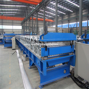 Double Layer Roll Former/Forming Machine