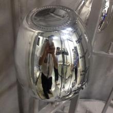 machine de revêtement à froid en verre
