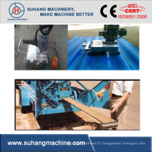 Efficiency Automatic Custom Structural Metal Panel Roof Making Machine
