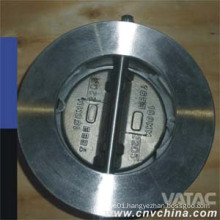 Stainless Steel Wafer Check Valve (H61)