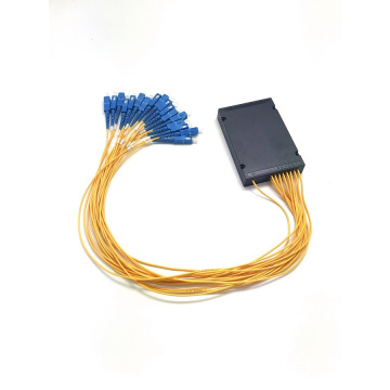 1x16 ABS BOX PLC splitter