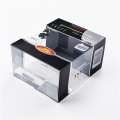 Goedkope Clear Folding Plastic Electronic Box voor kabel