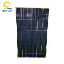painel solar Melhor preço da célula solar, alta eficiência painel solar pv, 5W-300W produzir