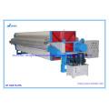 Filtro prensa para desaguamento de lodo de areia de areia de quartzo