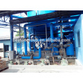 pyrolysis system to convert plastic into oil, Waste Engine Oil/Crude Oil Distillaion Machine