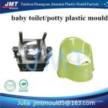 customized high precision baby potty/ closestool plastic injection mold tooling maker