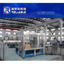 Full Automatic Fruit Juice Bottle Filling Machine