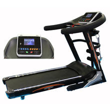 Newest Design Home Treadmill with Color Screen Can Connect WiFi