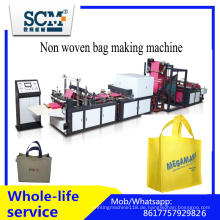 Automatische Non Woven Box Bag Making Machine
