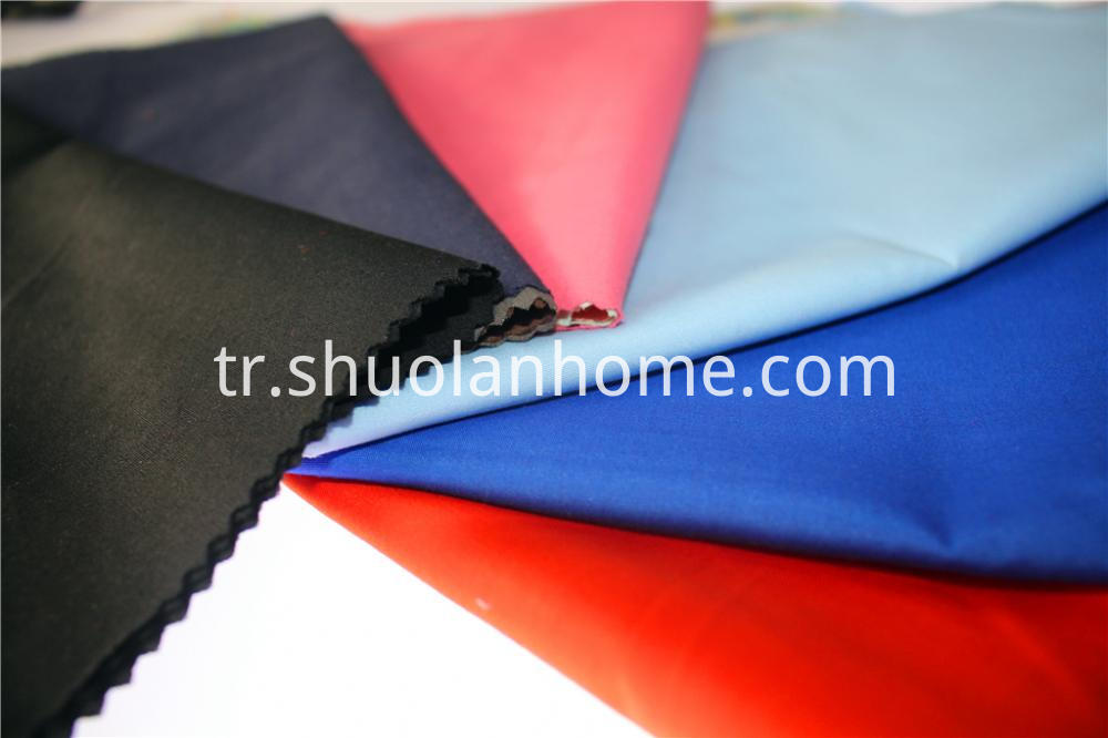 Polyester Cotton Plain Fabric