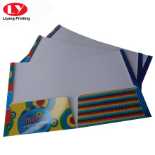 a4 office stationery file folder