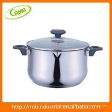 Ustensiles de cuisine en acier inoxydable Casserole