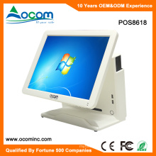 POS8618 Hot 15 Inch All-in-one Touch Screen POS Machine For Retail Application