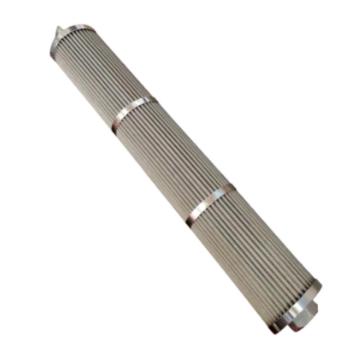 Caixa de filtro de fusão filtro de aço inoxidável