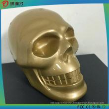 2016 Creative Stereo Skull Bluetooth Speaker Professional Speaker