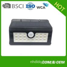 Outdoor Solar Powered LED Security Light Motion Sensor Home Garden Light