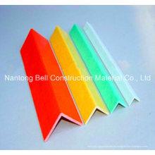 Ángulos de fibra de vidrio resistentes a la corrosión, ángulos iguales de FRP / GRP, perfiles de pultrusión.