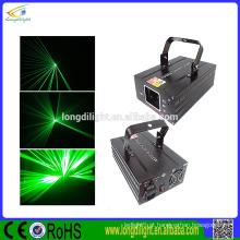 Novo produto 45mw única luz laser verde