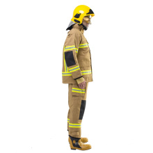 Ropa de trabajo protectora DuPont Nomex Fireman