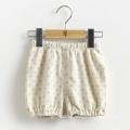 Organic Cotton Lovely DOT Printed Baby Short Pants