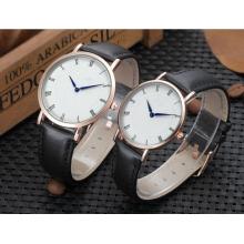 Yxl-577 2015 Quarz-männliche Geschäfts-Uhr-Mann-Uhr 30m imprägniern Mens-Armbanduhr-echtes Leder-Band-Uhr