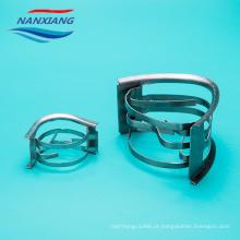 Aço inoxidável Metal intalox sela anel Intalox metal torre embalagem (tamanho 25,38,50, 70 mm)