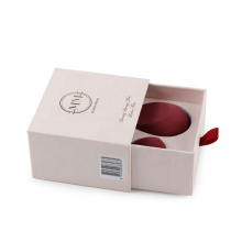 Ouhai Wholesale Price Custom Artwork Printed  Luxury Cardboard  Drawer Slide Gift Perfume Box