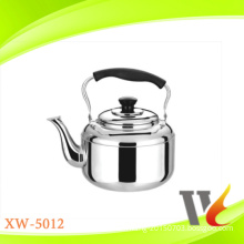 whistling kettle/stainless steel kettle with whistling / hot water kettle /stainless steel wide kettle/stainless steel gas wate