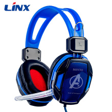 Clear sound and Deep Bass Gaming Headphone