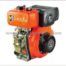 Lonfa Single Cylinder Manual Start 9HP/ 10HP Small Diesel Engine