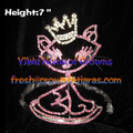 Lovely Cat Pageant Crowns