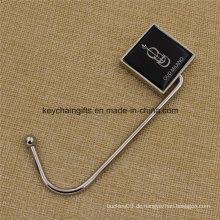 Großhandels-preiswerter kundenspezifischer Metalltaschen-Halter für Damen