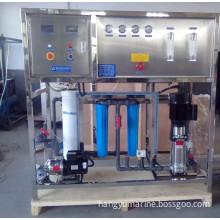 2m3/D RO Plant Sea Water Desalination Equipment on Board