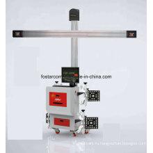 Фостар-300уе выравнивание колеса 3D