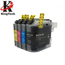 Colorful Refill Printer Ink Cartridge With Model of LC227XL & LC225XL with C, M, Y, K