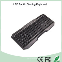Laserdruck 104 Tasten Standard PC Game Keyboard (KB-1801EL)