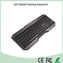 Laser Printing 104 Keys Standard PC Game Keyboard (KB-1801EL)