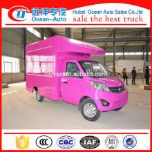 2016 Nueva China Mobile Foton Food Carts