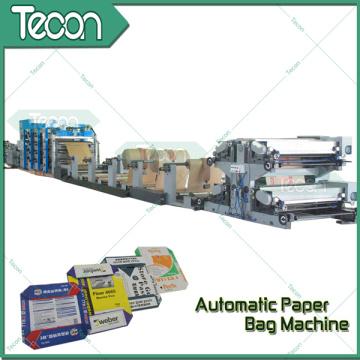 Energy Conservation Kraft Paper Bag Making Machine