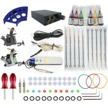 TK108005-1 Tattoo Kit 2 Gun 10 Wrap Coil