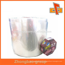 Plastic shrink wrap bottle seal for mosquito coil box