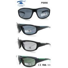 Newest Colourful Fashion 2015 Woman Man Sport Sunglasses (PS956)
