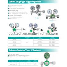 Cbmtec Gauge-Type Oxygen Regulators