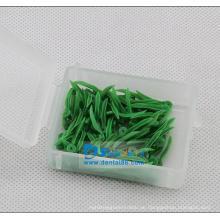 Plastik Wedges mit Loch (KPW02)