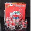 Promotion Glass Drink Set (LFR1697)
