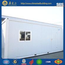 Maison à conteneurs pour camp de travail avec cuisine / toilette / ablution (ECB-16090)